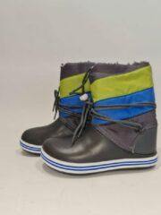 Snowboots - Wit Blauw Rood - Maat 32