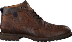 Australian Footwear Heren Nette schoenen Montenero Nette schoenen Bruin - Bruin - maat 44