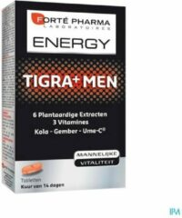 Forte Pharma Forté Pharma Energie Tigra+ Men 28 Tabletten