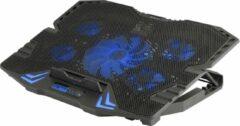 NGS GCX-400 17'' 2500RPM Zwart notebook cooling pad