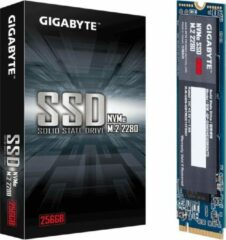 Gigabyte GP-GSM2NE3256GNTD internal solid state drive M.2 256 GB PCI Express 3.0 NVMe