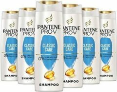Pantene Pro V Pantene Pro-V Shampoo XXL – Classic Care - Voordeelverpakking 6 x 400 ML
