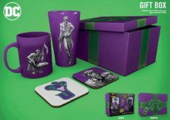 Paarse Hole In The Wall DC Comics The Joker Gift Box