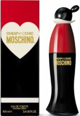 Moschino Eau De Toilette Cheap and Chic 100 ml - Voor Vrouwen