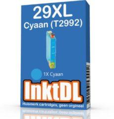 INKTDL inktcartridge voor Epson 29XL | Cyaan (T2992)