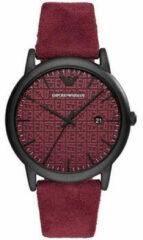 Rode Horloge Armani - AR1127