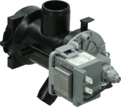 LG, Mainox Ablaufpumpe mit Pumpenstutzen und Filter für Waschmaschine 197142