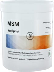 Nutriphyt MSM 500 Gram