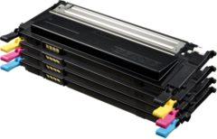 Samsung CLT-P4072C 4-pack Black/Cyan/Magenta/Yellow Toner Cartridges tonercartridge 4 stuk(s) Origineel Zwart, Cyaan, Magenta, Geel
