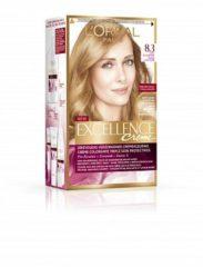 Goudkleurige L'Oréal Paris L'Oréal Paris Excellence Crème 8.3 Licht Goudblond - Haarverf