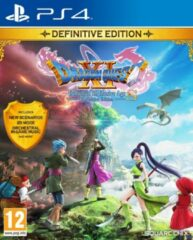Square Enix Dragon Quest XI S Definitive Edition - PS4