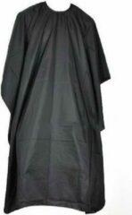 Kappersmantel Salon cape zwart Kappersschort waterproof / HaverCo