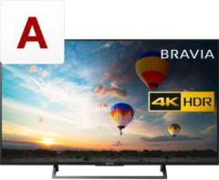 LED-Fernseher BRAVIA KD-49XE8005 Sony Schwarz