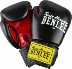 Benlee Vechtsporthandschoenen - Unisex - zwart/wit/rood