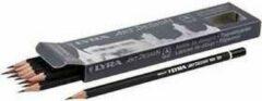 Arp design Art Design tekenpotloden, d: 6,9 mm, vulling: 1,8 mm, , Hardheid 2H, 12stuks