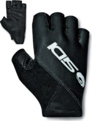 Zwarte Sidi Zomer handschoen RC BLACK BLACK Maat M