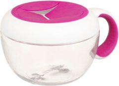 Roze OXO tot Flippy snackdoosje Pink
