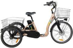 24 Zoll Elektro Dreirad 3 Gang Cyclo2 Comfort24 Cyclo2 bronze
