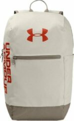 Under Armour Patterson Backpack 1327792-110, Unisex, Beige, Rugzak maat: One size EU