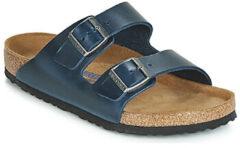 Blauwe Slippers Birkenstock ARIZONA SFB