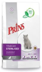 Prins Vitalcare Cat Sterilised - Kattenvoer - 1.5 kg - Kattenvoer