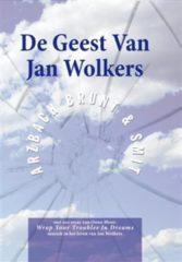 De Geest van Jan Wolkers, boekje met cd Smit, Arzbach & Brunt - Peter Smit