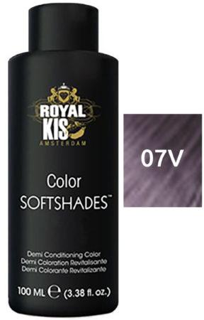 Afbeelding van Paarse Royal KIS KIS 7V SoftShades