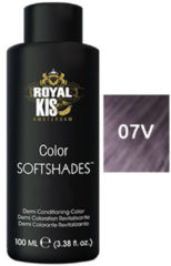 Paarse Royal KIS KIS 7V SoftShades
