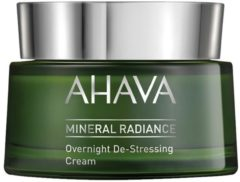 AHAVA Mineral Radiance Overnight De-Stressing Cream Nachtcrème 50 ml