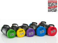 Paarse Gymstick sandbag (10 kg) + Met Online Trainingsvideo's