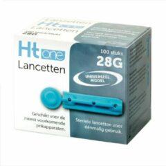 Ht One Prik Lancetten 28g