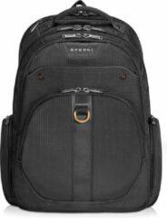 Zwarte Everki Atlas Laptop Backpack 11-15.6 Black
