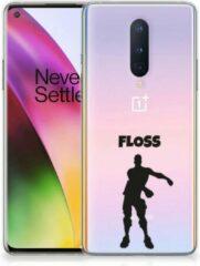 B2Ctelecom Smartphone hoesje OnePlus 8 Telefoontas Floss Fortnite