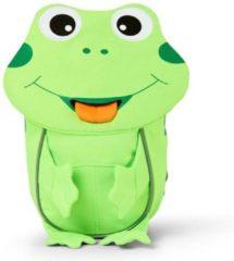 Affenzahn - Kleiner Freund Frosch - Kinderrugzak maat 4 l, groen