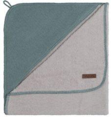 Groene Baby's Only Classic badcape 85x75 cm stonegreen
