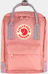 Fjällräven Fjallraven Kanken Mini Rugzak pink/long stripes