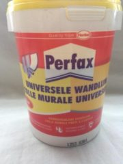 Transparante Perfax Wandlijm Universeel - 1 kg