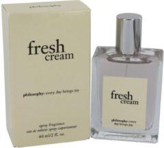Fresh Cream by Philosophy 60 ml eau de toilette spray