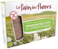 Le pain des fleurs Pain fleur boekweit crackers + 300 gr