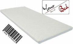 Witte Your Bed Topdekmatras - Topper Koudschuim - HR- 7CM - 100x200cm