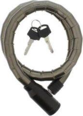 Zwarte Merkloos / Sans marque Fietsslot Inclusief 2 sleutels