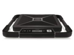 DYMO 606504 Pakketweegschaal Weegbereik (max.): 50 kg Resolutie: 100 g werkt op het lichtnet, werkt op batterijen Zwart