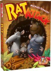Bruine White Goblin Games gezelschapsspel Rat Attack (NL)