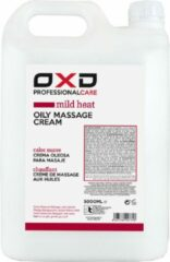 OXD Sports OXD Professional Care Oily massage crème mild heat 5 liter