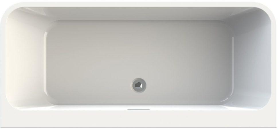 Afbeelding van Vrijstaand bad Allibert Monobloc Myva 170x75 cm