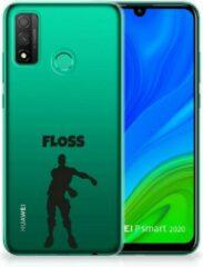 B2Ctelecom Smartphone hoesje Huawei P Smart 2020 Telefoontas Floss Fortnite
