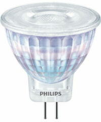 Philips CorePro LED Spot MR11 Fitting - 2.3-20W - 827 - 35x40 mm - Warm Wit - 6-Pack