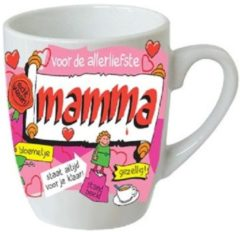 123 Kado koffiemokken Cartoonmok Mama