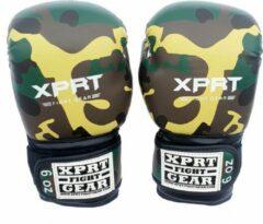 XPRT Fight Gear Kinder Boxhandschoenen XPRT Camo 8-10 jaar