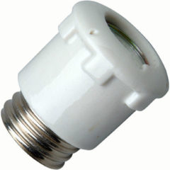 Witte Kopp schroefkop K2 porselein | 2 stuks